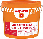 Шпатлевка Alpina EXPERT Feinspachtel Finish 15 кг фото